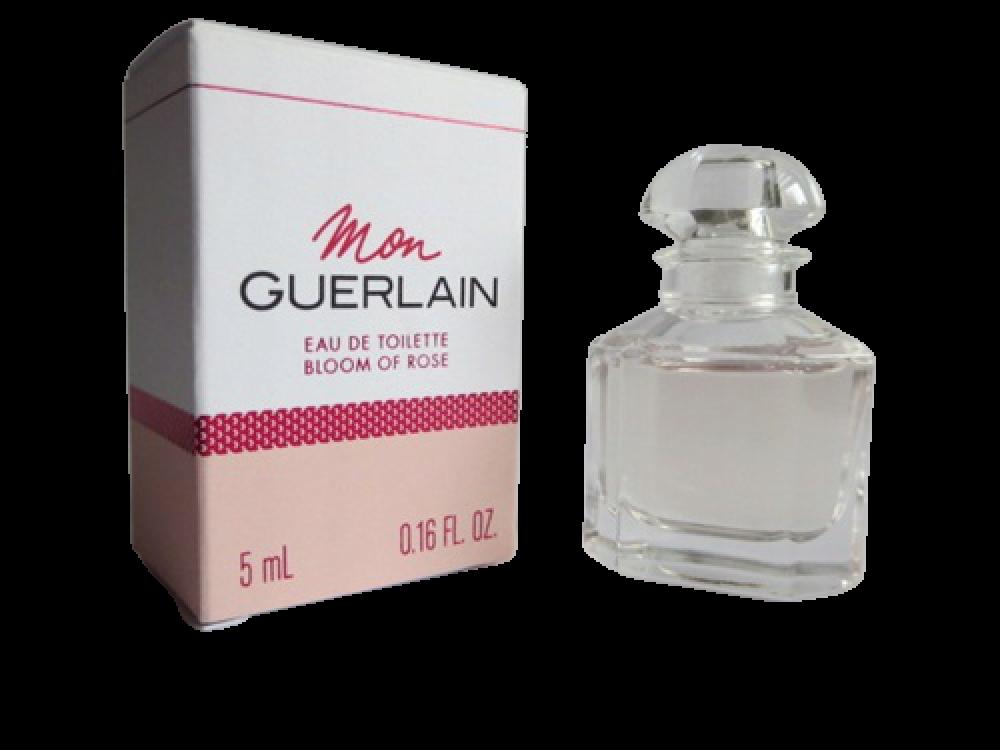 imagem Miniatura Mon Guerlain Bloom of Rose Eau de Toilette - 5 ml