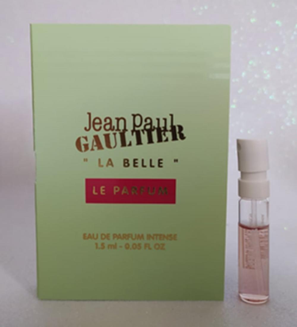 imagem Amostra La Belle Le Parfum Jean Paul Gaultier Eau de Parfum - 1,5 ml