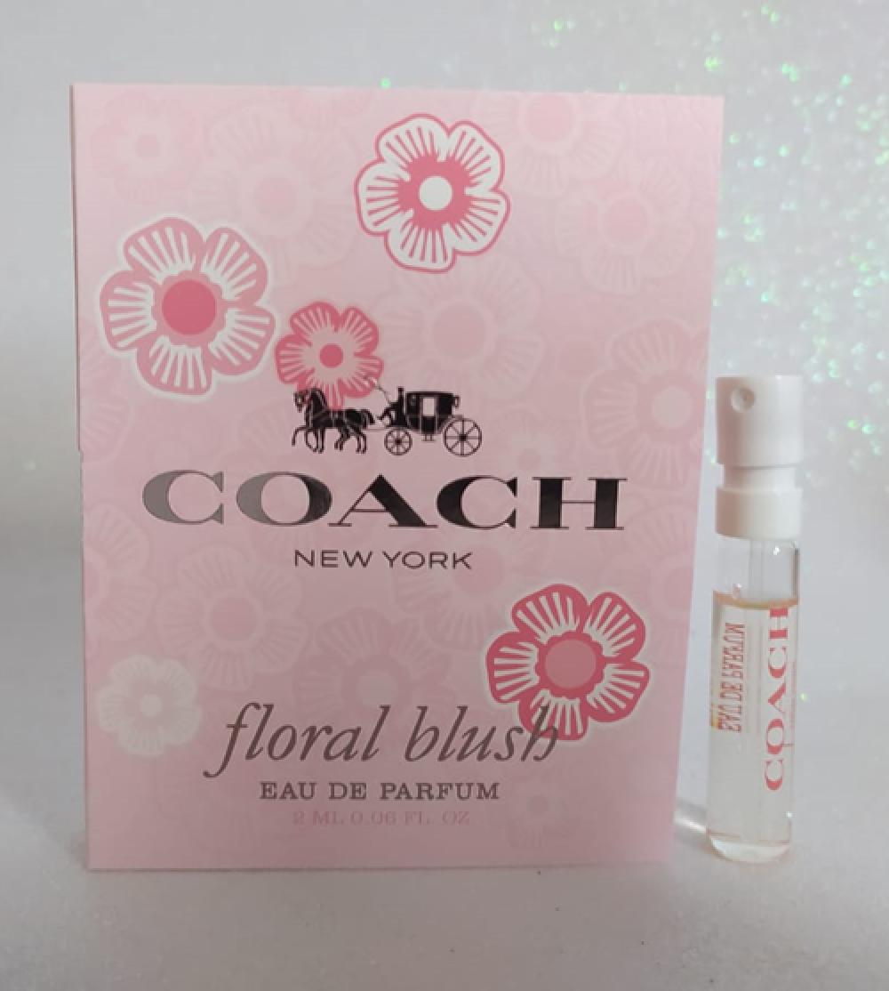 imagem Amostra Coach Floral Blush Eau de Parfum - 2 ml