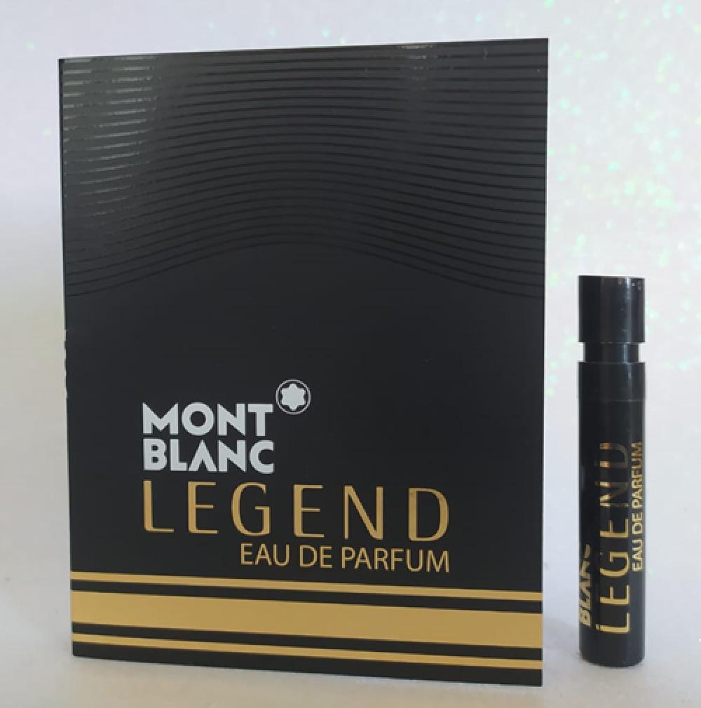imagem Amostrra Legend Montblanc Eau de Parfum - 1,2 ml