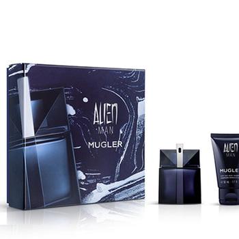 imagem Kit Alien Man Mugler Edt 50 ml + Shampoo 50 ml