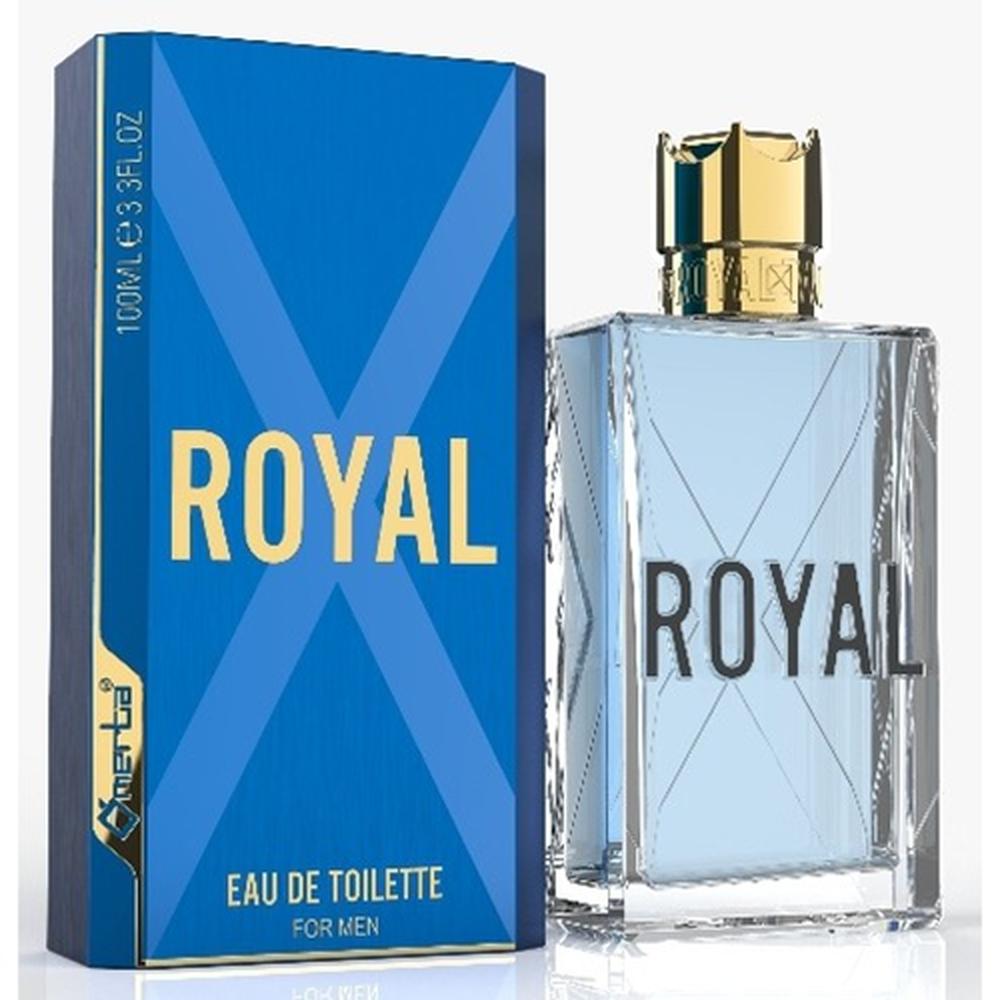 imagem Omerta Royal X For Men Eau de Toilette - 100ml