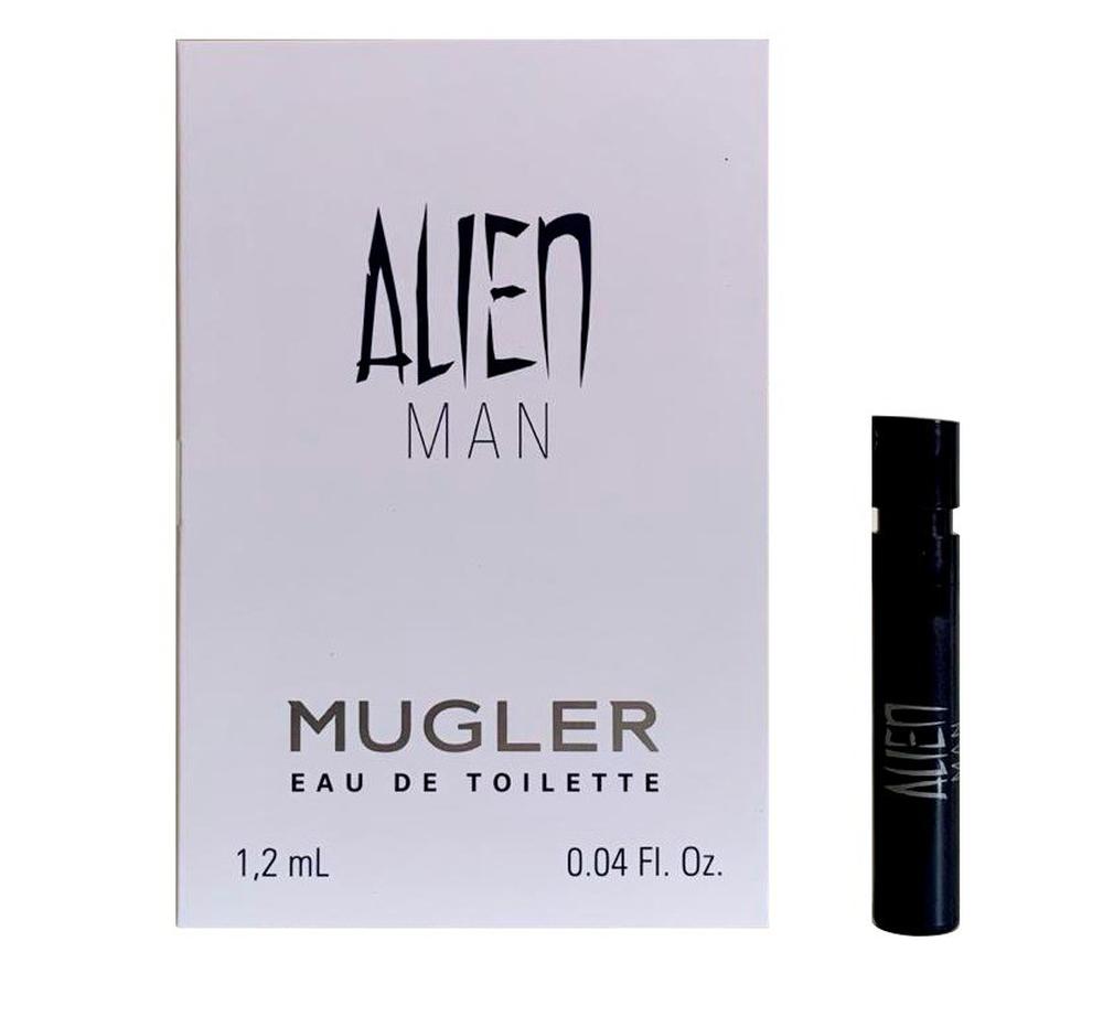 imagem Amostra Alien Man Mugler Eau de Toilette - 1,2 ml