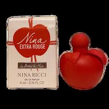 imagem Miniatura Nina Extra Rouge Nina Ricci Eau de Parfum - 4 ml