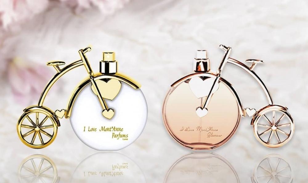 imagem Combo com 2 perfumes - I Love Mont'anne Luxe + I Love Mont'Anne Glamour Eau de Parfum 100ml - Perfumes Feminino
