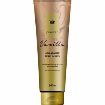imagem Hidratante Corporal Perfumado Vanilla - Pokoloka - 240 ML