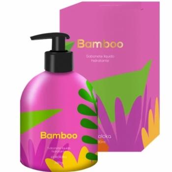 imagem Sabonete Líquido Hidratante Bamboo - Pokoloka - 480 ML