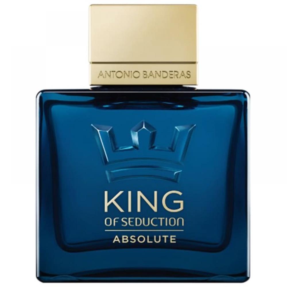 imagem King of Seduction Absolute Antonio Banderas Eau de Toilette