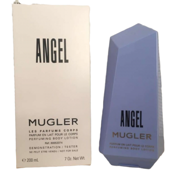 imagem Mugler Angel - Loção Hidratante Corporal 200ml (tester)