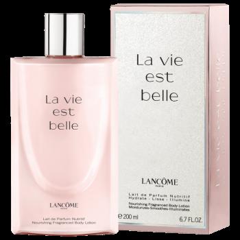 imagem La Vie Est Belle Lancôme Lait de Parfum Nutritif – Loção Corporal 200ml