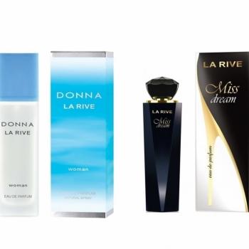 imagem Combo 2 perfumes  Donna 90ml + Miss Dream 100ml - Edp Feminino