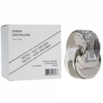 imagem Omnia Crystalline Bvlgari Eau de Toilette 65 ml (tester)