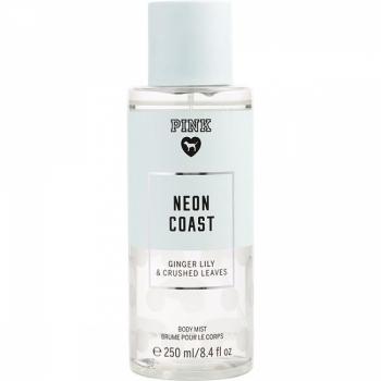 imagem Pink Victoria's Secret Body Splash Neon Coast 250ML