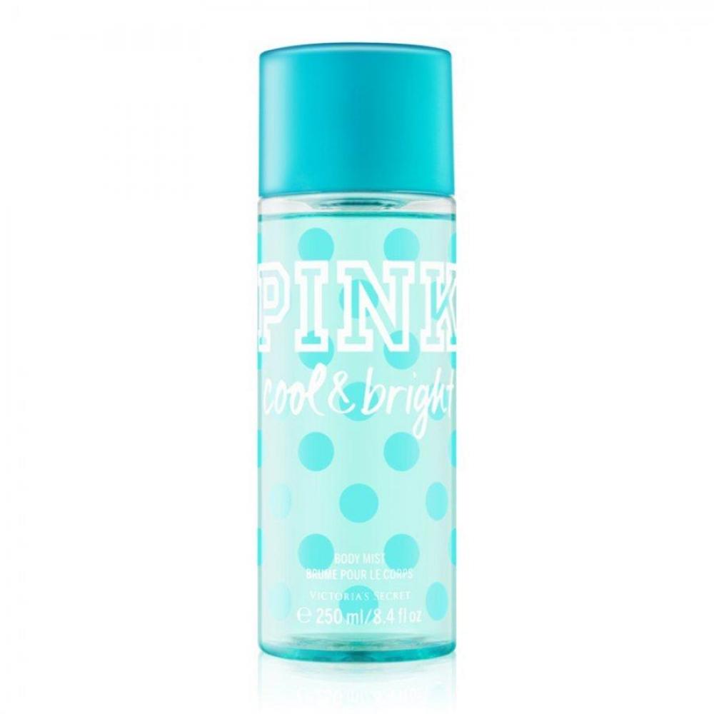 imagem Pink Victoria's Secret Body Splash Cool & Bright 250 ml