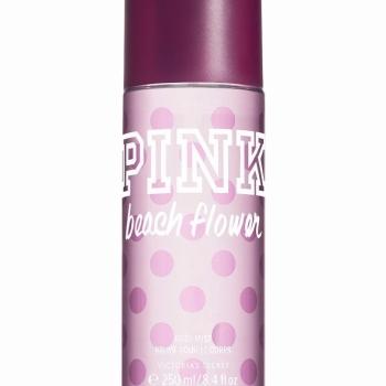 imagem Pink Victoria's Secret Body Splash Beach Flower 250 ml