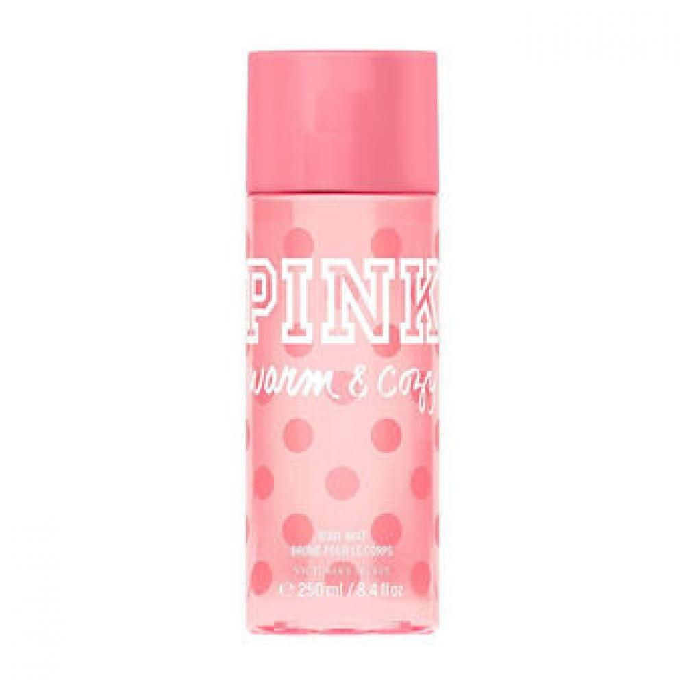 imagem Pink Victoria's Secret Body Splash Warm & Cosy 250 ml