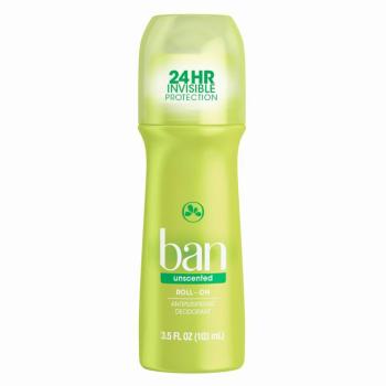 imagem Desodorante Roll-on Ban - Sem Perfume - 103ml