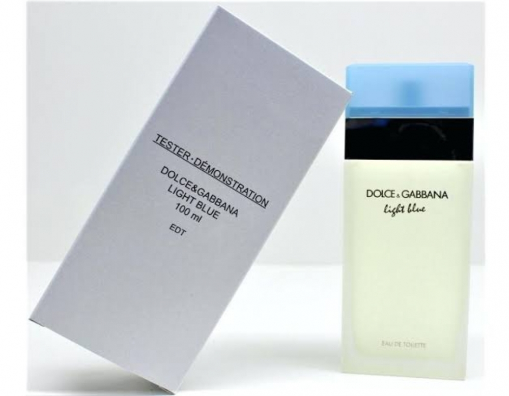 imagem Light Blue Dolce & Gabbana Eau de Toilette 100 ml (Tester)