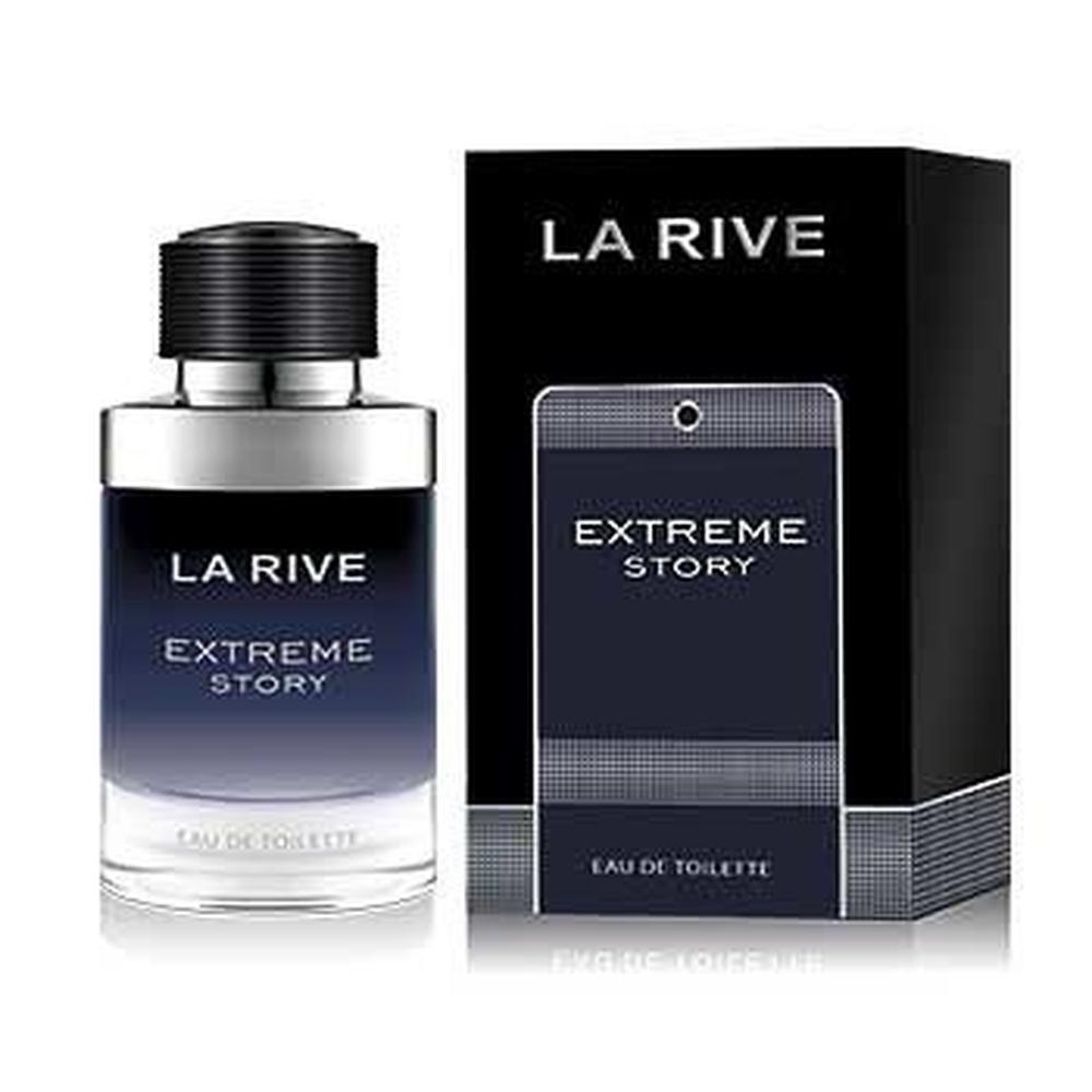imagem Extreme Story - La Rive Perfume Masculino EDT - 75ml