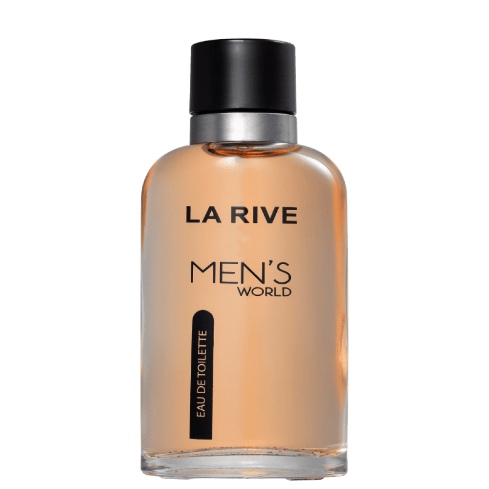 imagem Men's World La Rive Eau de Toilette - Perfume Masculino 90ml