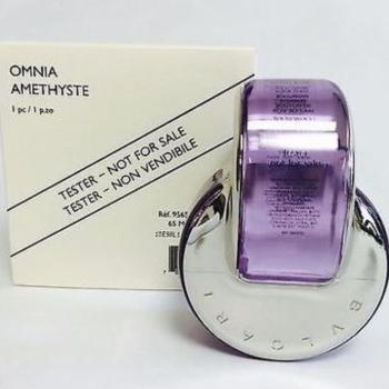 imagem Omnia Amethyste Bvlgari Eau de Toilette 65 ml (tester)