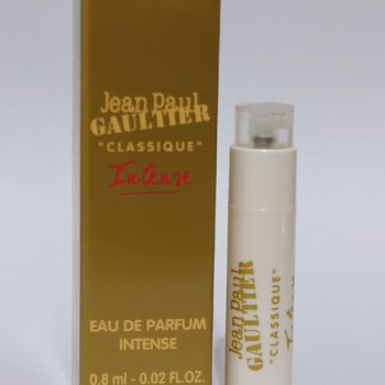 imagem Amostra Classique Intense Jean Paul Gaultier Eau de Parfum - 0,8 ml