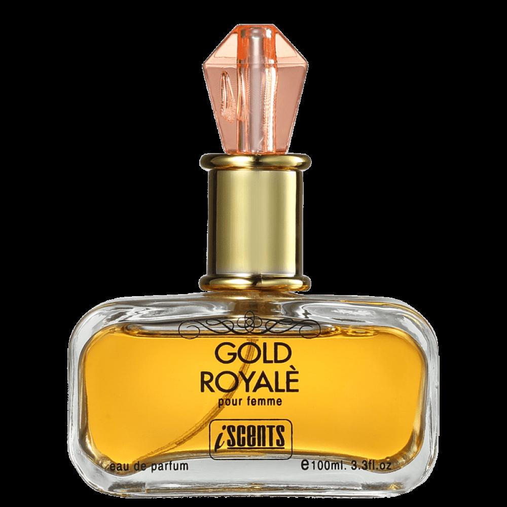 imagem Gold Royalè I-Scents Eau de Parfum - 100ml