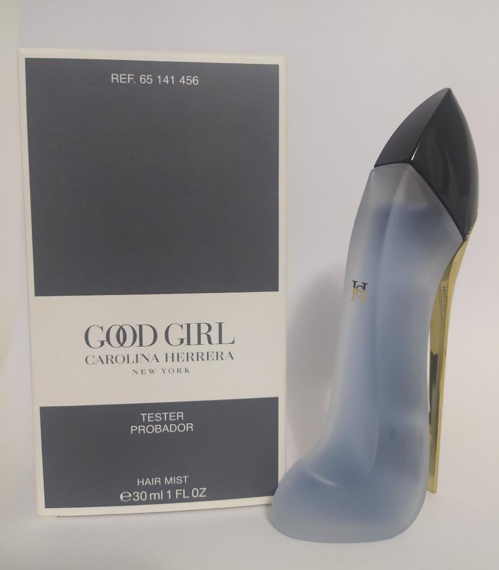 imagem Good Girl Carolina Herrera Hair Mist Eau de Parfum - Perfume Feminino para Cabelo 30ml (Tester)
