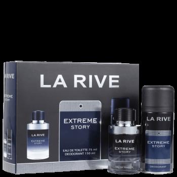 imagem Conjunto Extreme Story La Rive Masculino - Eau de Toilette 75ml + Desodorante 150ml