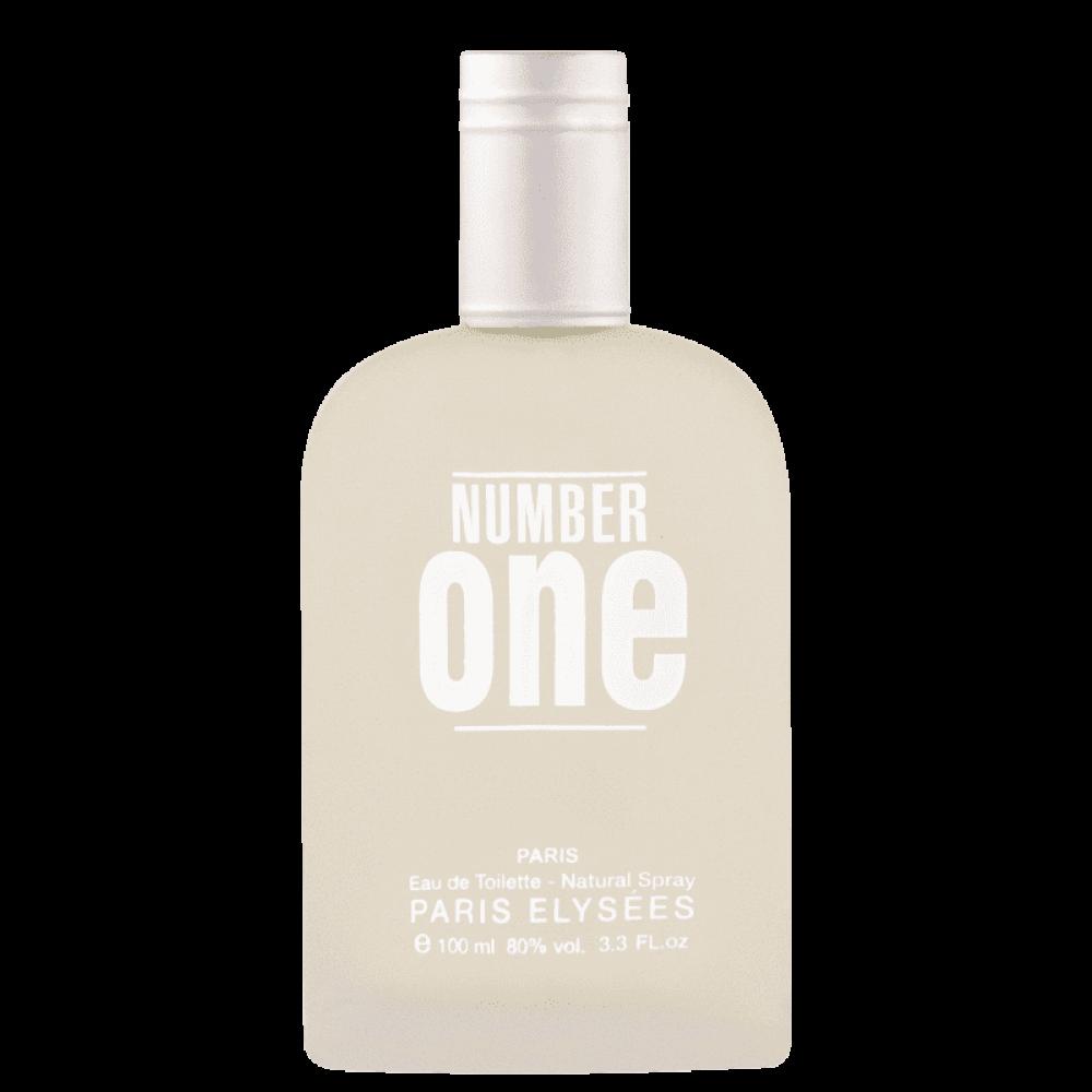 imagem Number One Paris Elysees Eau de Toilette - Perfume Unissex 100ml