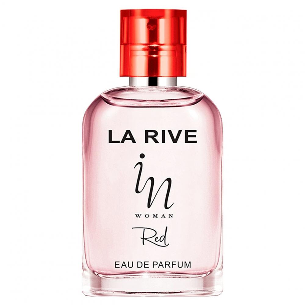 imagem In Woman Red La Rive Eau de Parfum 30 ml