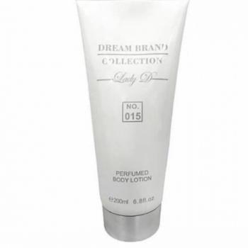 imagem Hidratante Corporal Brand Collection 015 - Inspiração Miss Dior Cherie- 200 ml