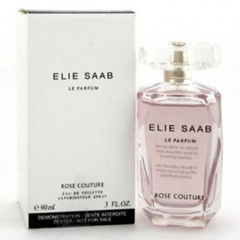 imagem Le Parfum Rose Couture Elie Saab Eau de Toilette - Perfume Feminino 90 ml (Tester)