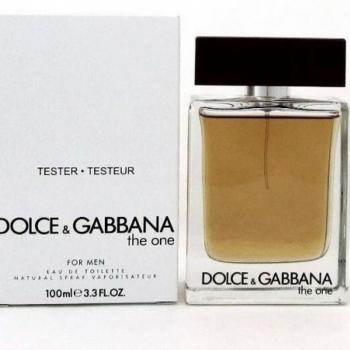 imagem The One Men Dolce & Gabbana Eau de Toilette - 100 ml (Tester)