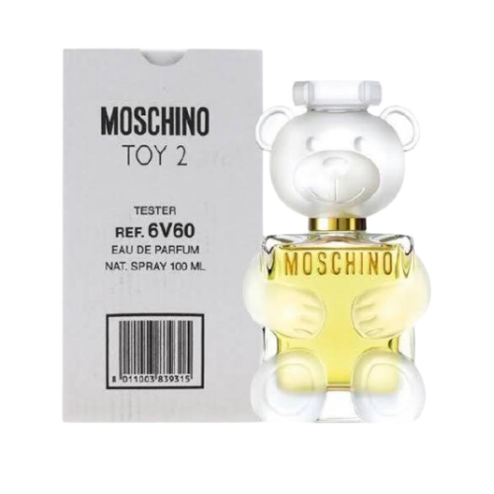 imagem Toy 2 Moschino Eau de Parfum - 100 ml (Tester)